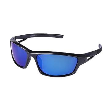 DAYANGE Senderismo De Pesca Gafas De Sol Polarizadas Gafas De Bicicleta Montar En Bicicleta Conducción Gafas