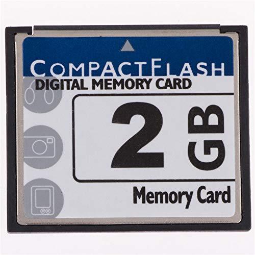 QingManGuo New 2GB Compact Flash (CF) Card Speed Up To 50MB/s Free Packaging-CF-2G digital camera memory card by QingManGuo
