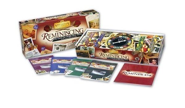 Reminiscing - New Century Edition Board Game by TDC Games - DROPSHIP: Amazon.es: Juguetes y juegos