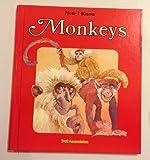 Monkeys, Patricia Whitehead, 0893756709