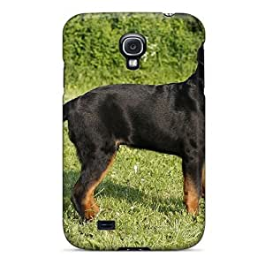 Awesome Rottweiller Flip Case With Fashion Design For Galaxy S4