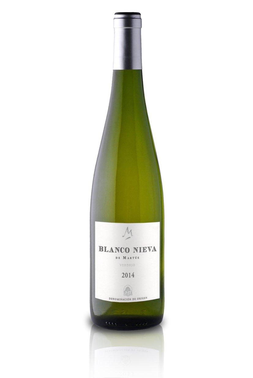 Blanco Nieva Verdejo 2016 - Vino Blanco D.O. Rueda, (3 botellas x 0,75l): Blanco: Amazon.es: Hogar