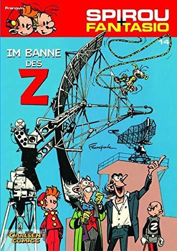 Spirou Und Fantasio 14  Im Banne Des Z   Neuedition   14