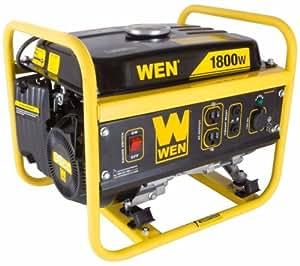 ADB-WEN 56180 1800-Watt Portable Generator, CARB Compliant (SHIPS TO PUERTO RICO)