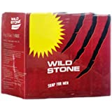 Wild Stone Soap, 75g Each (Ws_75g)-Set of 4