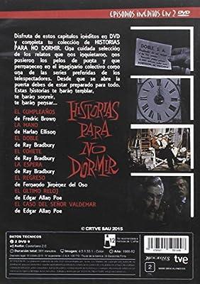 Historias para no dormir - Inéditos [DVD]: Amazon.es: Narciso ...