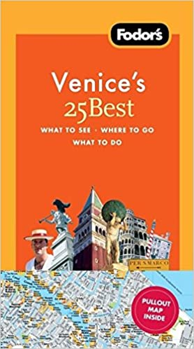 fodors venice full color travel guide