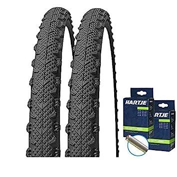 Set: 2 x MTB neumáticos mitas Winner SEMI-SLICK 26 x 1,90 Classic + cámaras de aire válvula de auto: Amazon.es: Deportes y aire libre