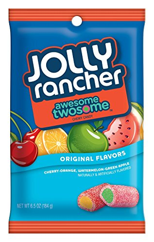 JOLLY RANCHER AWESOME TWOSOME Candy (6.5 - Orange Jolly Rancher Shopping Results