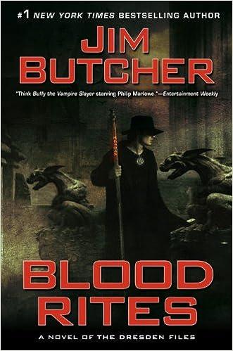 Blood Rites (Dresden Files (ROC))