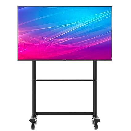 Mobile Porta Tv Plasma.Zyh Shelf Carrello Tv Mobile Porta Tv A Pavimento Mobile Con