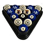 Wave 7 Technologies Kentucky Billiard Ball Set - NUMBERED