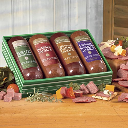 3 Piece Beef Log Gift Combo from The Swiss Colony