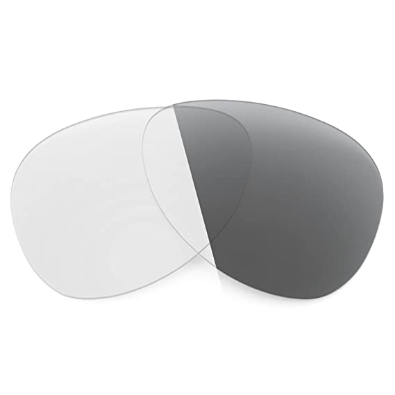 f01b8ea7d4 Revant Replacement Lenses for Ray-Ban RB8301 59mm Elite Adapt Grey  Photochromic  Amazon.co.uk  Clothing