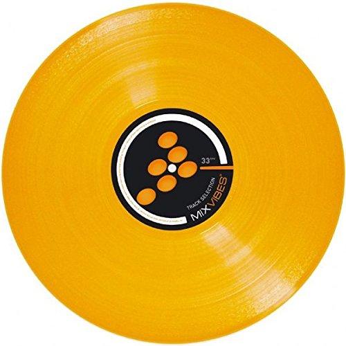 MixVibes Spare Vinyl Pack, Orange