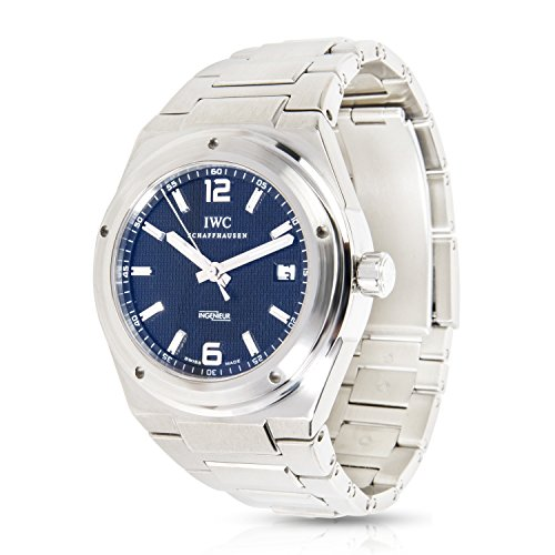 IWC Ingenieur IW323902 Men's Watch in Stainless Steel (Certified Pre-owned)