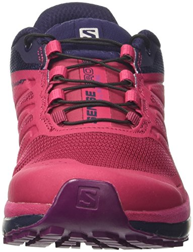 Femme Eu 2 W De sangria Trail Sense Pro Blue evening Salomon Chaussures Multicolore grj 43 3 Rose 0qnx4Utw