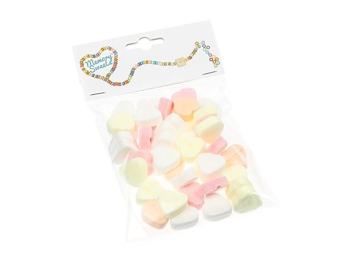 MemorySweets - Bolsa retro con gominolas de azúcar - Forma ...