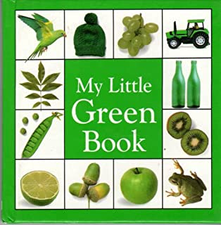 my little green book my little color library - Books About The Color Green