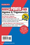 Algebra 2/Trigonometry Power Pack, Meg Clemens and Bruce C. Waldner, 0764197320