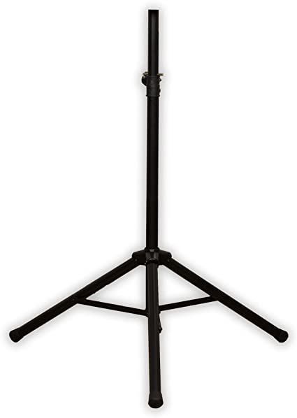 Pair of PA//DJ Steel Tripod Speaker Stands /& Subwoofer Poles Pro Audio Stands