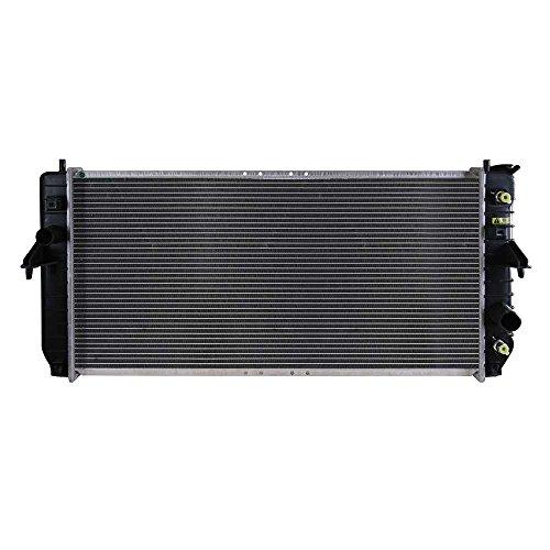 (Prime Choice Auto Parts RK890 Aluminum Radiator)