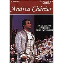 Giordano - Andrea Chenier / Jose Carreras, Eva Marton, Piero Cappuccilli, Silvana Mazzieri, Riccardo Chailly, La Scala Opera