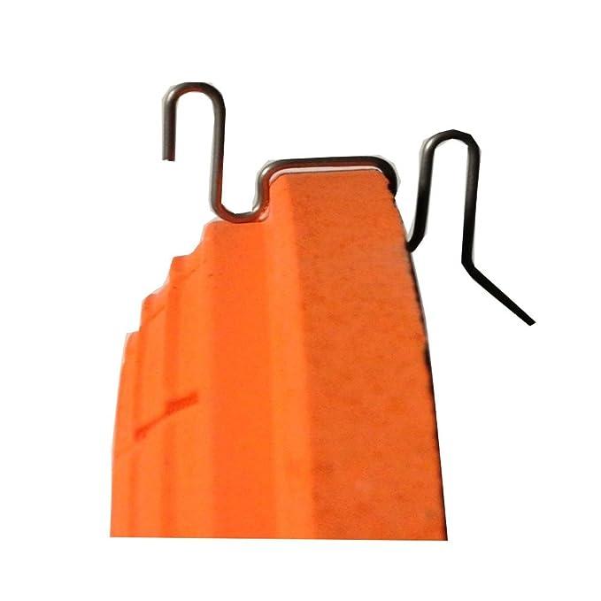Amazon.com: Soporte de arcilla para clips – Clay Target (10 ...
