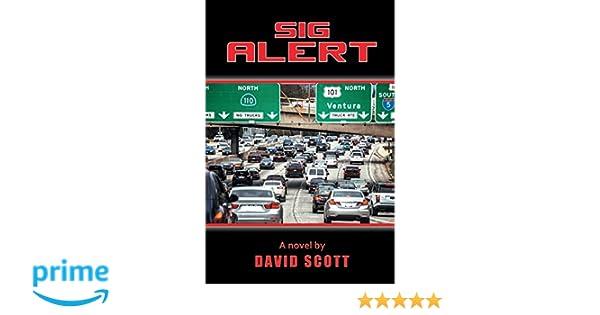 Sig Alert: David Scott: 9781546230472: Amazon com: Books