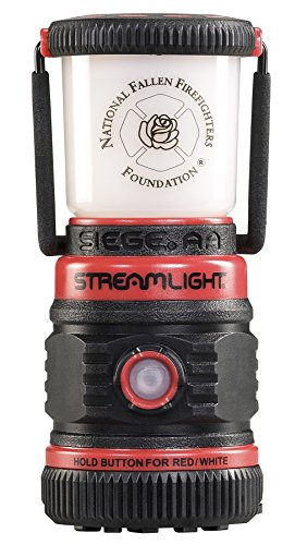 Streamlight 44953 Siege Flashlight, Red