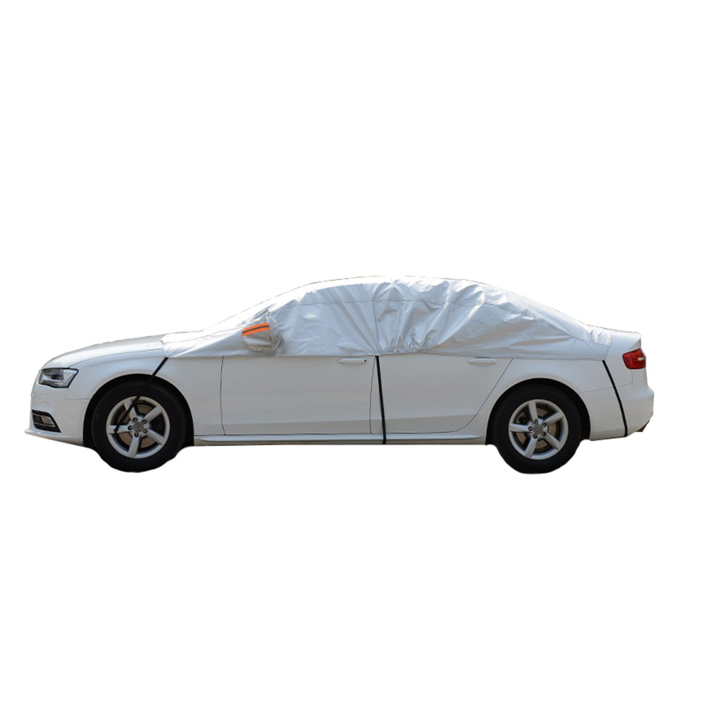 Hatchback Tofern Half Size Waterproof Car Cover Top Winter Summer Car Cover M