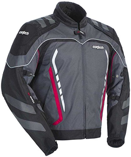 Cortech GX Sport 3.0 Textile Street Motorcycle Jacket (Choose Size & Color)