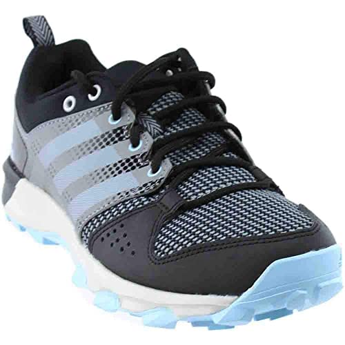 76c5b85f60f4bb Image Unavailable. Image not available for. Color  adidas Womens Galaxy  Trail Athletic   Sneakers Black