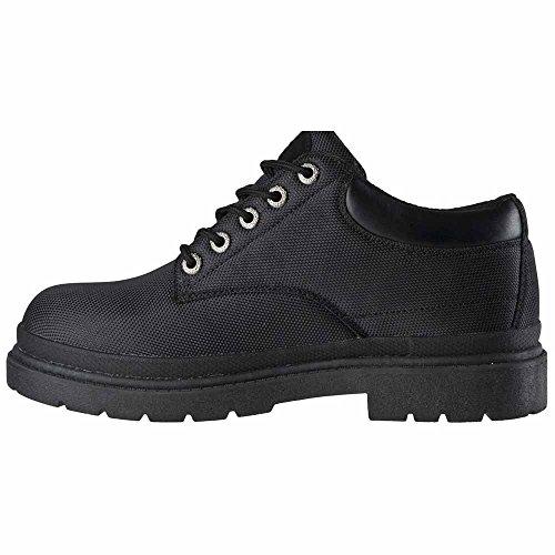 Lugz Men's Drifter Lo Ballistic Boots,Black,6.5 D by Lugz (Image #3)