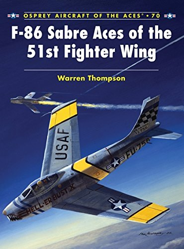 Sabre Jet Fighter - F-86 Sabre Aces of the 51st Fighter Wing