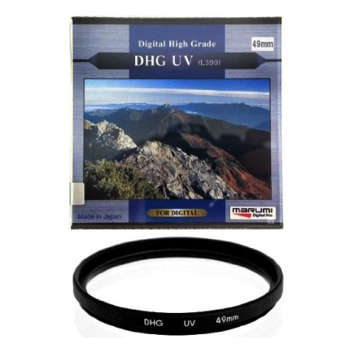 (Marumi 55mm 55 DHG Filter UV L390 MC MCUV JAPAN)