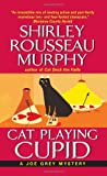 Cat Playing Cupid, Shirley Rousseau Murphy, 0061123986