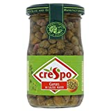 Crespo Capers in Salted Water (198g) - Pack of 6