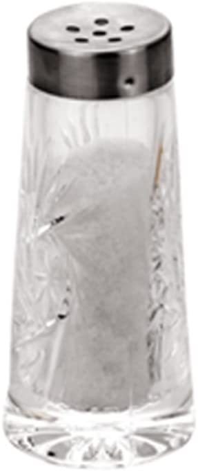 plastica AISI 2/pezzi Ampolliera acrilico sale e pepe bottiglia 50/ml Caster Spice shaker Round bottle