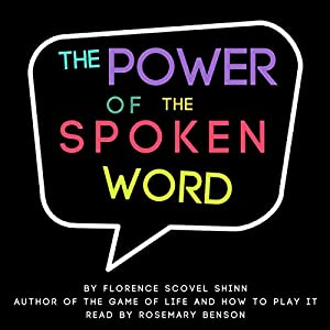 The Power of the Spoken Word Audiobook