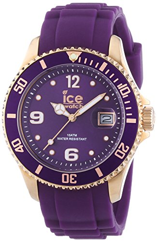 Ice-Watch – ICE style Purple – Women's wristwatch with silicon strap – 000936 (Medium)
