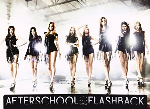 AFTER SCHOOL - Flashback (5th Single Album) CD + Photo Booklet + Extra Gift Photo
