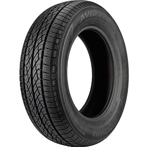 Yokohama ADVAN Sport A/S All-Season Radial Tire - 245/45R17 99W