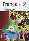 img - for Fran ais 5e : Livre unique book / textbook / text book