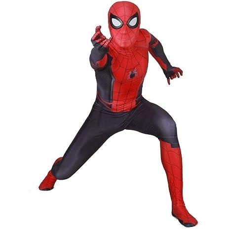 WEDSGTV Disfraz De Spiderman De Halloween para Lejos De Casa ...