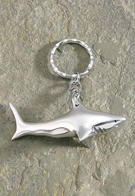 Mako Shark - Aluminum Keychain