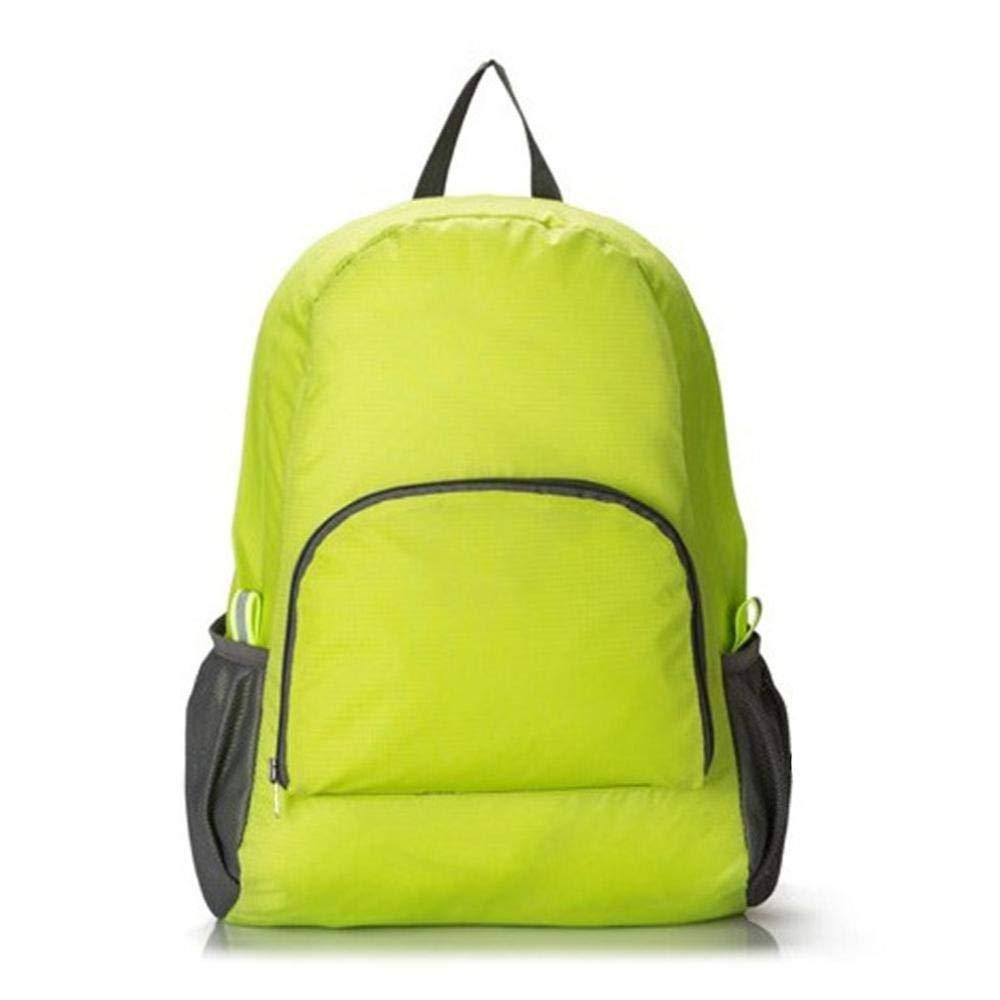 b7c3643847a8 Amazon.com  Hiking Bag Rucksack Lightweight Foldable Waterproof Nylon Women  Men Casual Skin Pack Backpack Travel Outdoor Sports  Kitchen   Dining