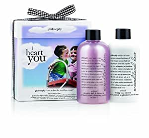 Philosophy - I Heart You Unconditional Love Gift Set, 16-Ounce