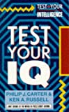 Test Your IQ, Ken A. Russell and Philip J. Carter, 0706370597