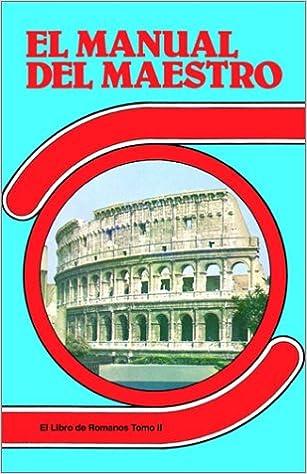 Book El Libro de Romanos Tomo II (El Manual del Maestro)